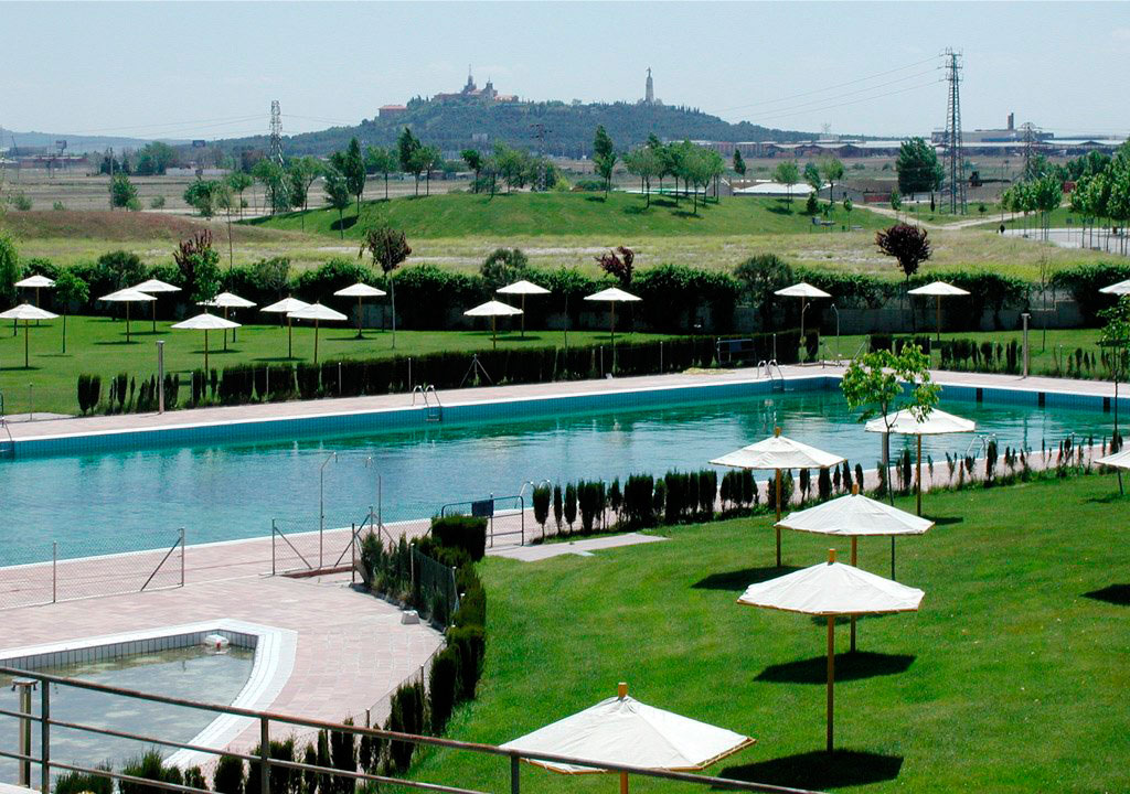 Apertura de las piscinas de madrid for Piscina publica madrid