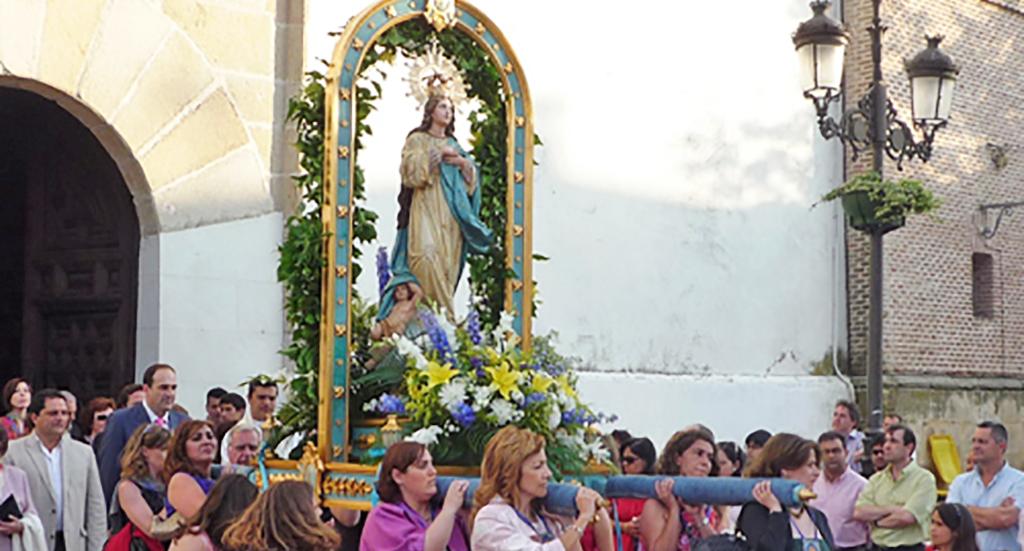 Virgen de las Flores
