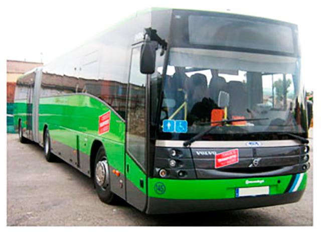 autobús gratuito