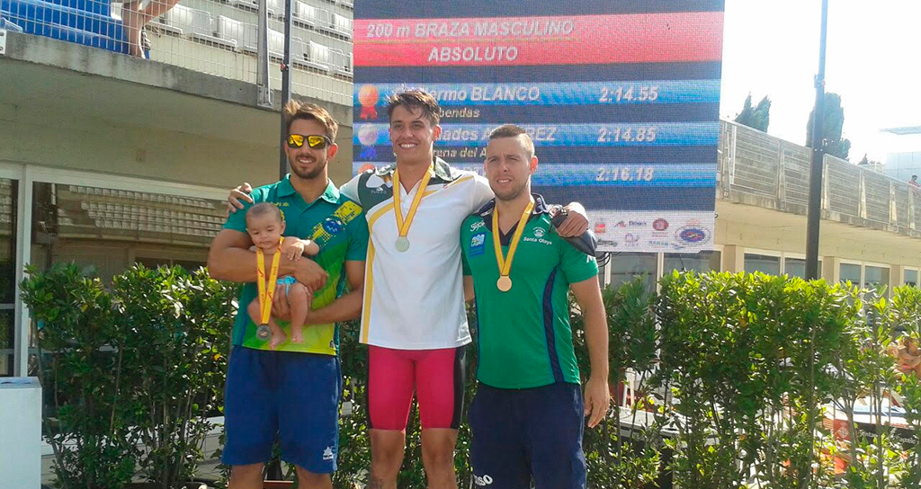 Participaci n nataci n alcobendas campeonato espa a for Piscina de alcobendas