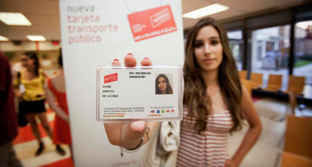 Cuenta atr s para el abono de transportes joven de 20 euros for Oficina abono transporte