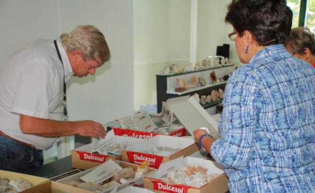 Minerales-encuentro-coleccionista-Colmenar-Viejo