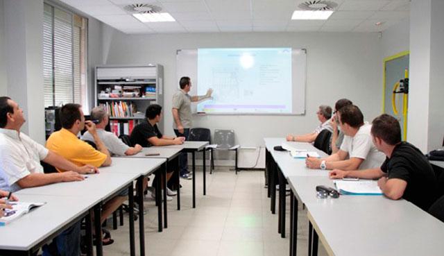Alcobendas reforma el centro de formaci n para impartir for On centro de formacion