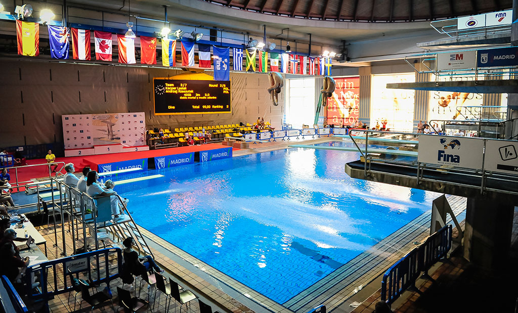 Comienza el grand prix de saltos 2016 en madrid for Piscinas comunidad de madrid 2016