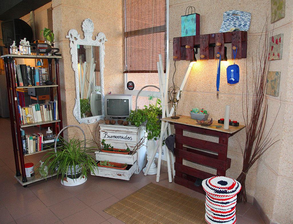 el arte del reciclaje en decoraci n en la casa ecol gica