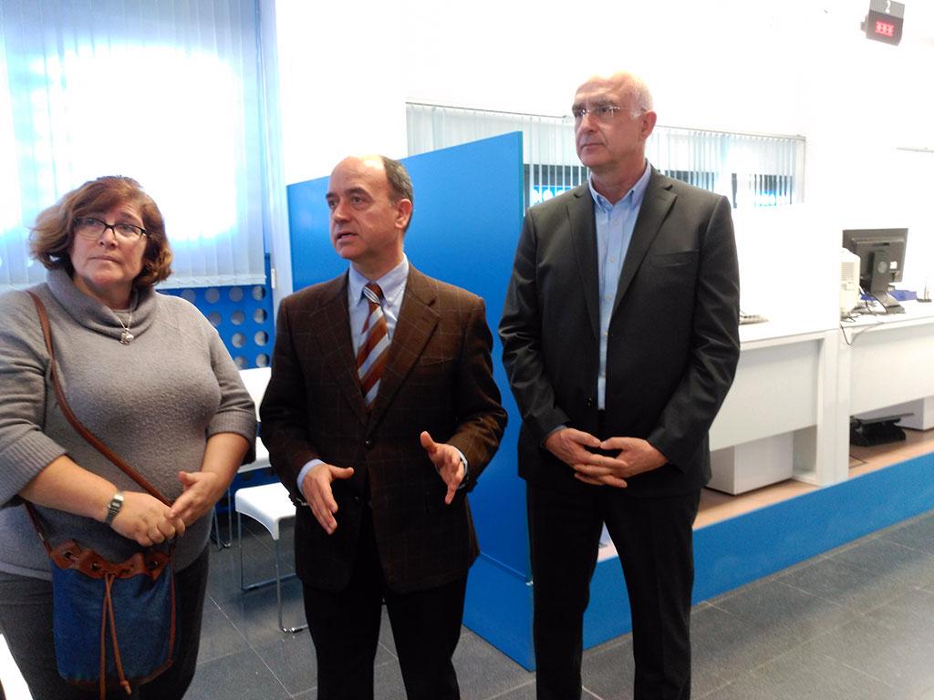 Hortaleza cuenta con la quinta oficina de atenci n for Oficina tributaria madrid