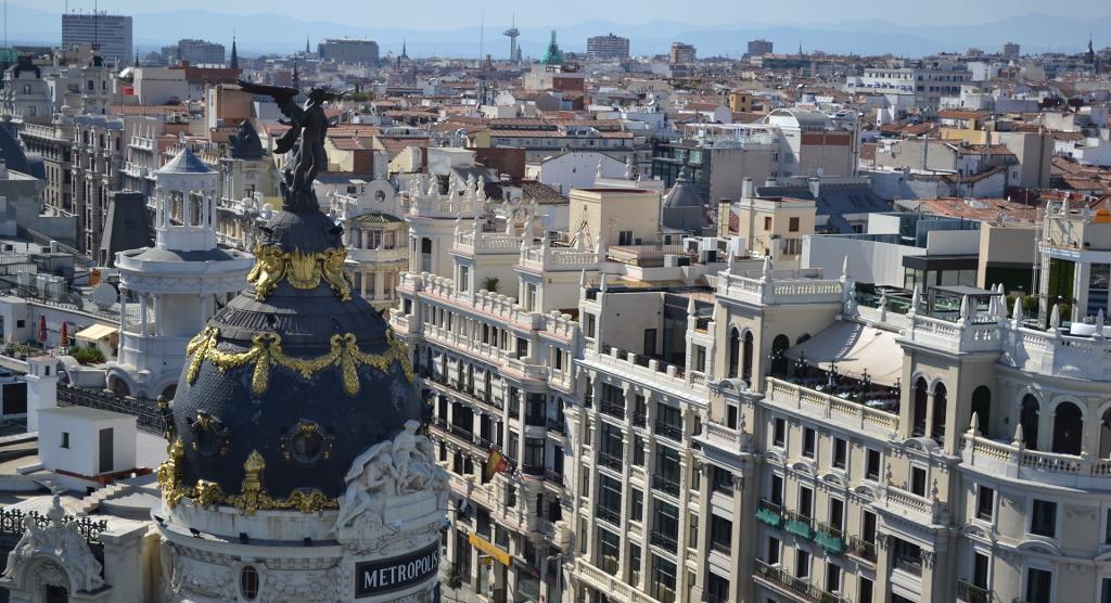 Se crea el registro nico de evaluaci n de edificios de la for Edificio de la comunidad de madrid