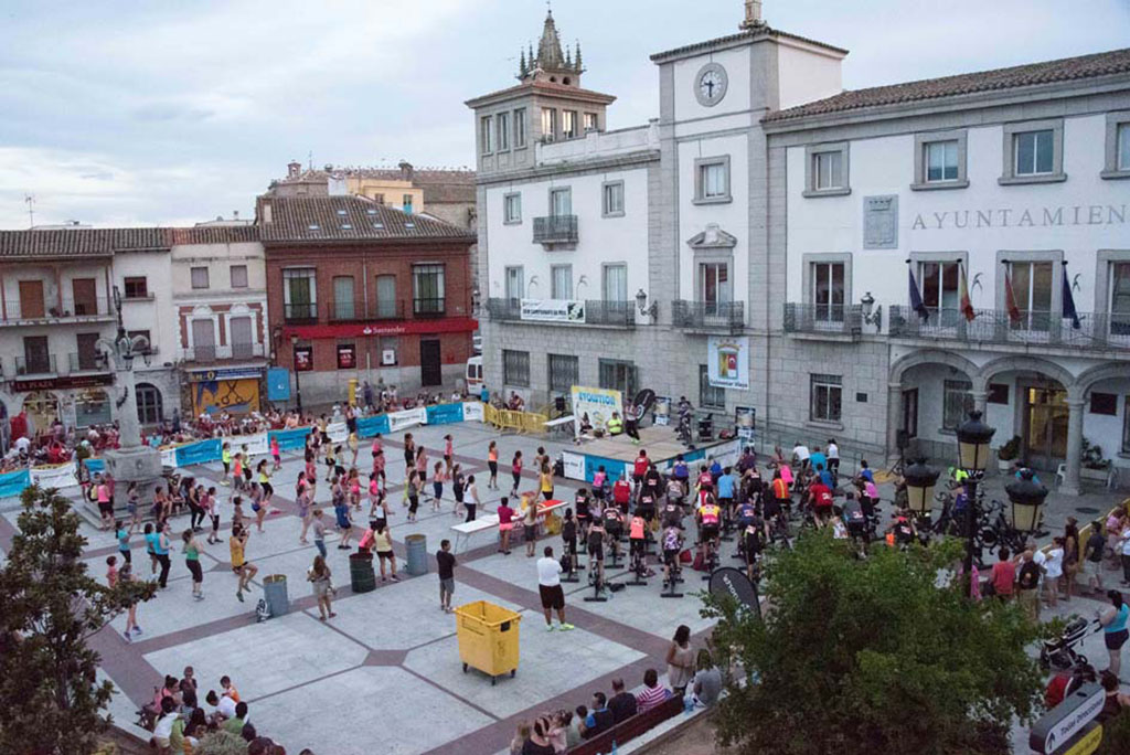 Iii festival nocturno de baile activo y ciclo en colmenar viejo - Empresas colmenar viejo ...
