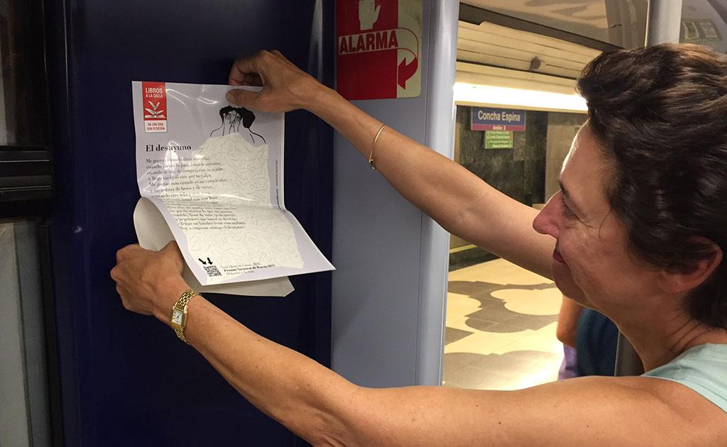Libros a la calle fomentando la lectura en el transporte for Oficinas del consorcio de transportes de madrid puesto 2