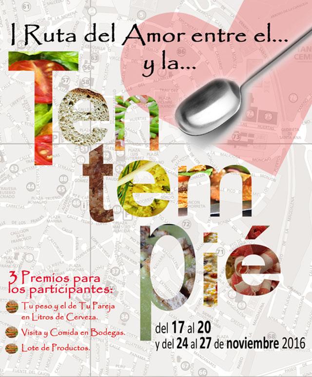 I 39 ruta del amor entre el tentempi y la cuchara 39 en for Espejo hostelero