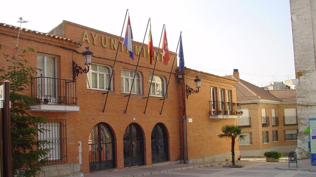 bandera ayuntamiento