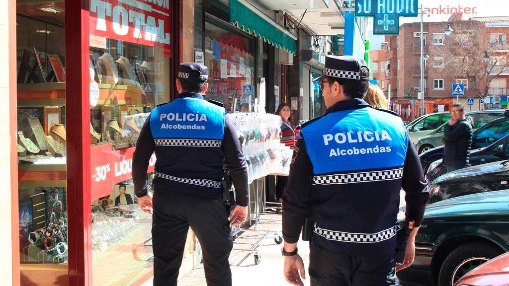 policía Alcobendas Ciudadana