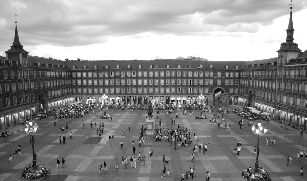 Un retrato hiperrealista del sector hotelero en Madrid