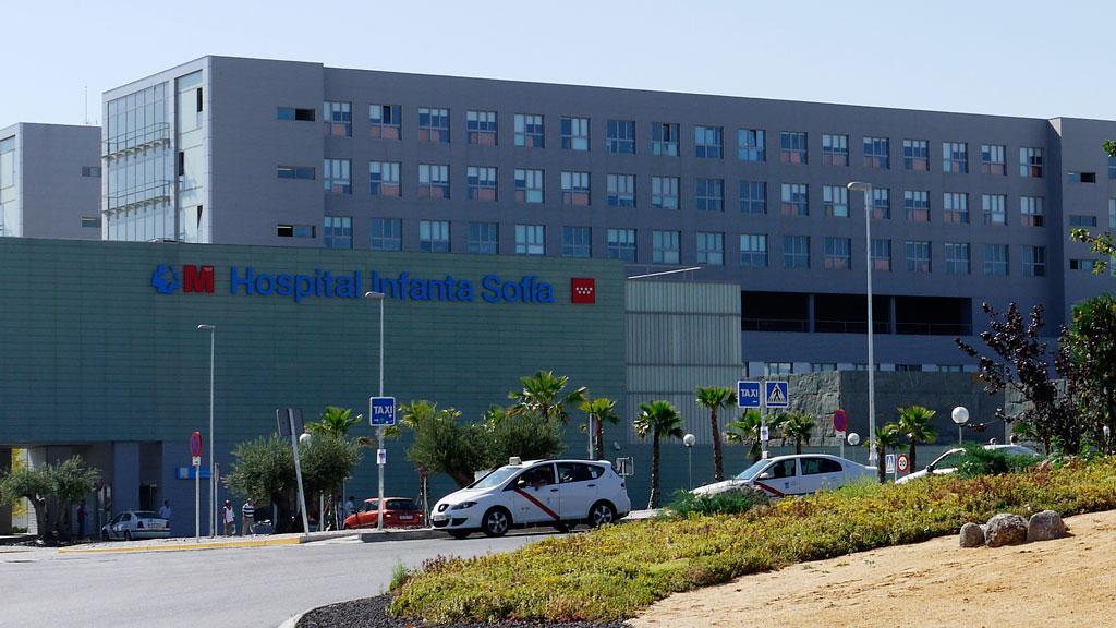 hospital infanta Sofia Sanse