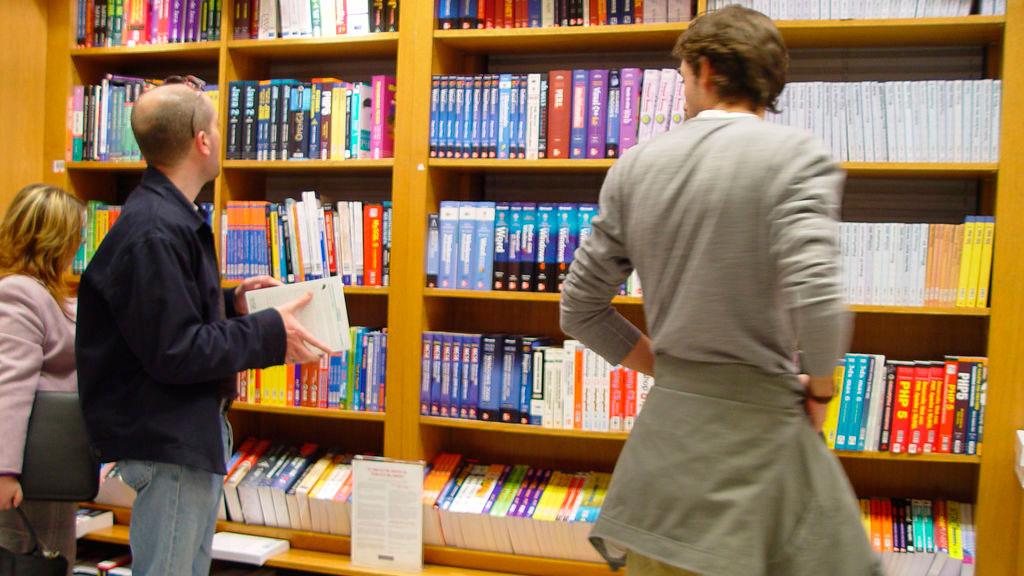 libreria potter