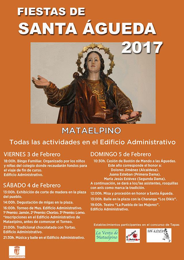 Mataelpino celebra este fin de semana sus fiestas de santa for Eventos en madrid este fin de semana