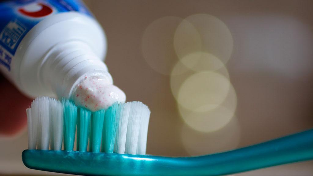 pasta dientes blanqueante