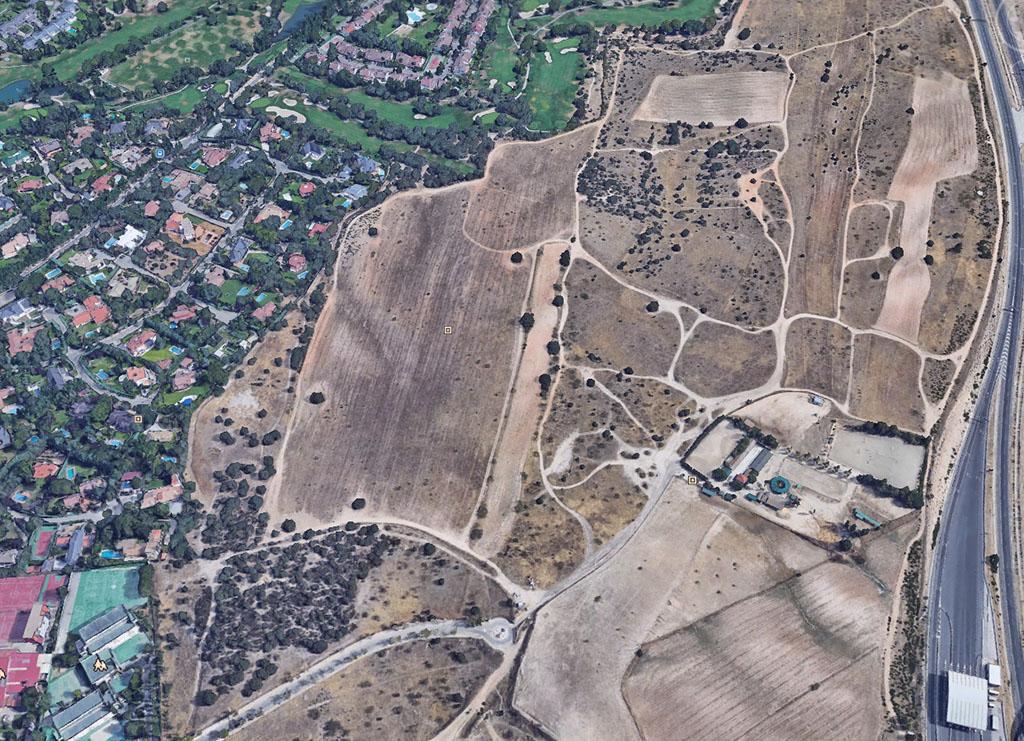 Los vecinos de La Moraleja prefieren que los terrenos de La ...