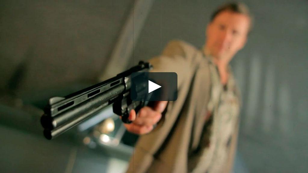 Inteligencia Artifical Pistolas