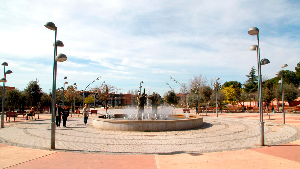 parque cataluña alcobendas