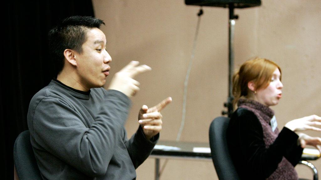 intérprete sordos