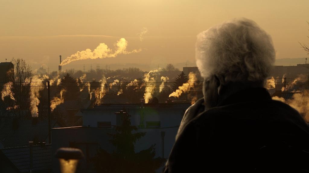 contaminación mayores