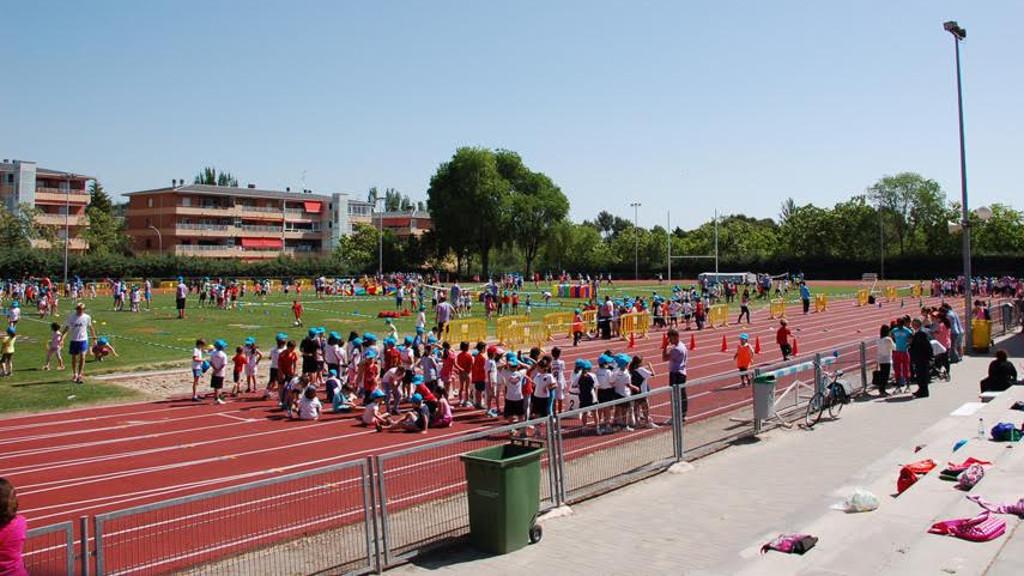 olimpiadas colmenar