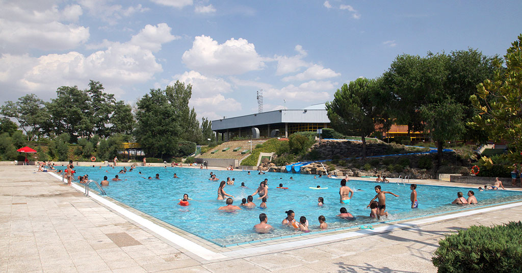 Campa a de control de las piscinas de alcobendas for Piscina de alcobendas