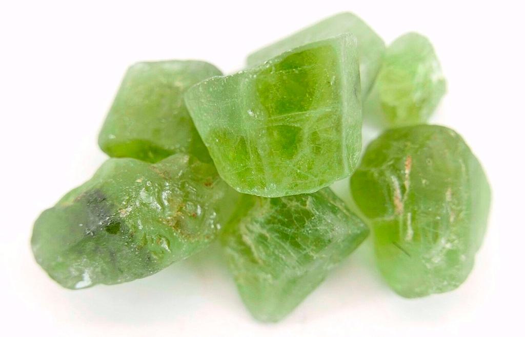Qué es el olivino? La piedra preciosa que expulsa el volcán hawaiano