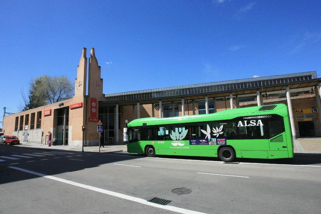líneas de autobús