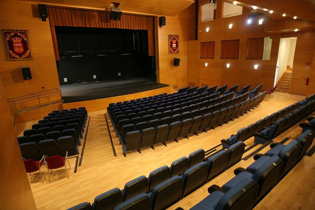 nuevo espacio de conciertos Tres Cantos