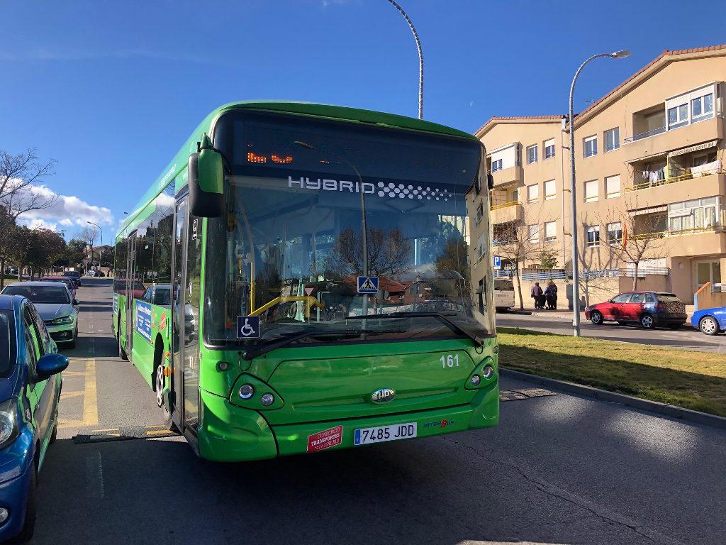 autobús 720