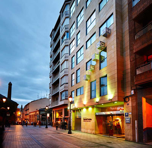 Hoteles Logroño