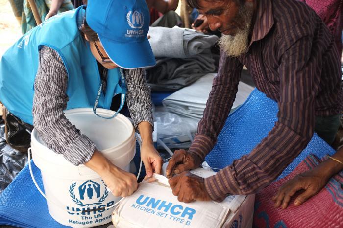 catástrofe humanitaria