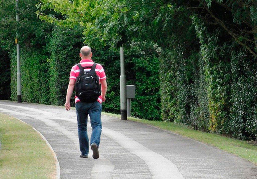 caminata por el autismo