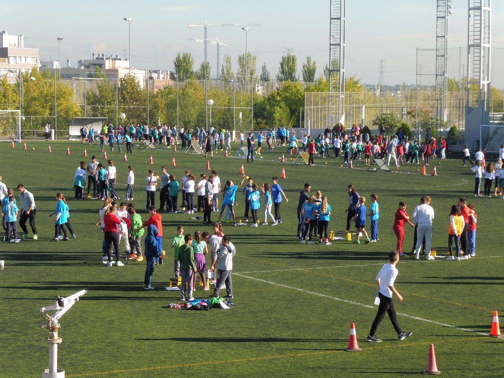 Encuentro Lúdico-Deportivo