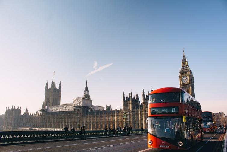 Londres destino europeo más aclamado