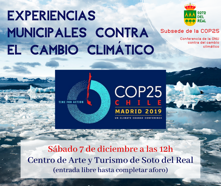 Soto del Real  COP+25