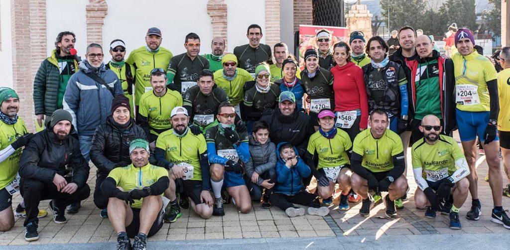 "8º Trail ""del Serrucho"" en Alalpardo"