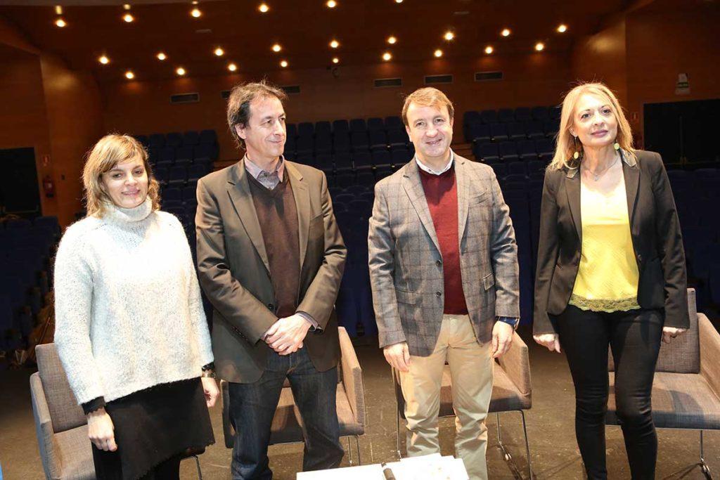 Yllana gestiona Escuela de Teatro Tres Cantos