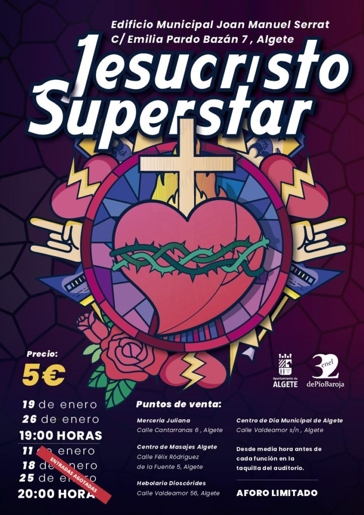 Jesucristo SuperStar Algete