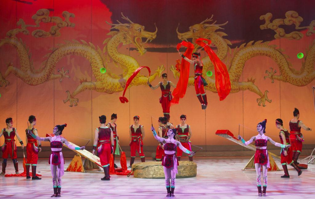 Gran Circo Acrobático Chino