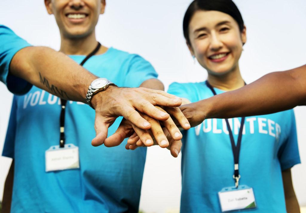 red de voluntarios