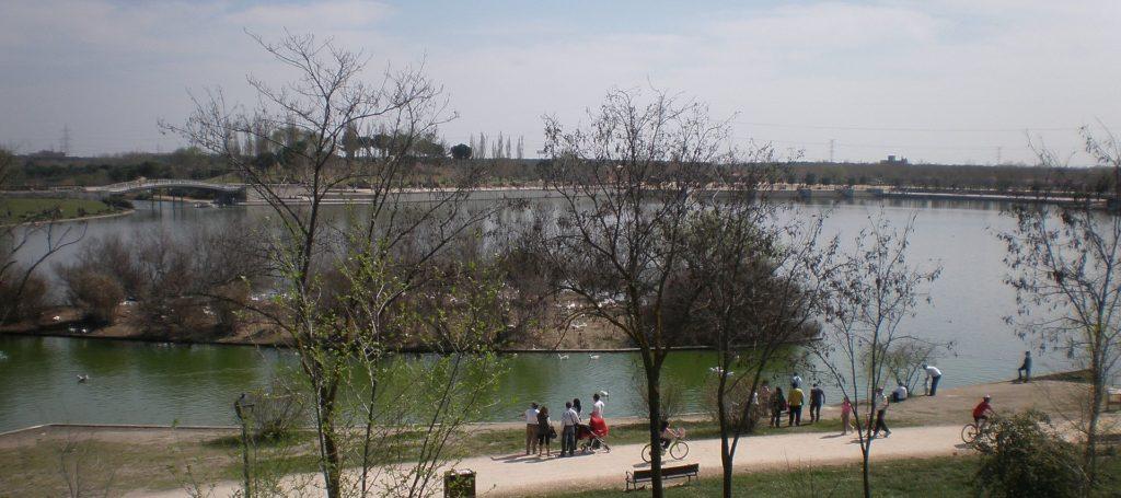 parques de Valdebernardo