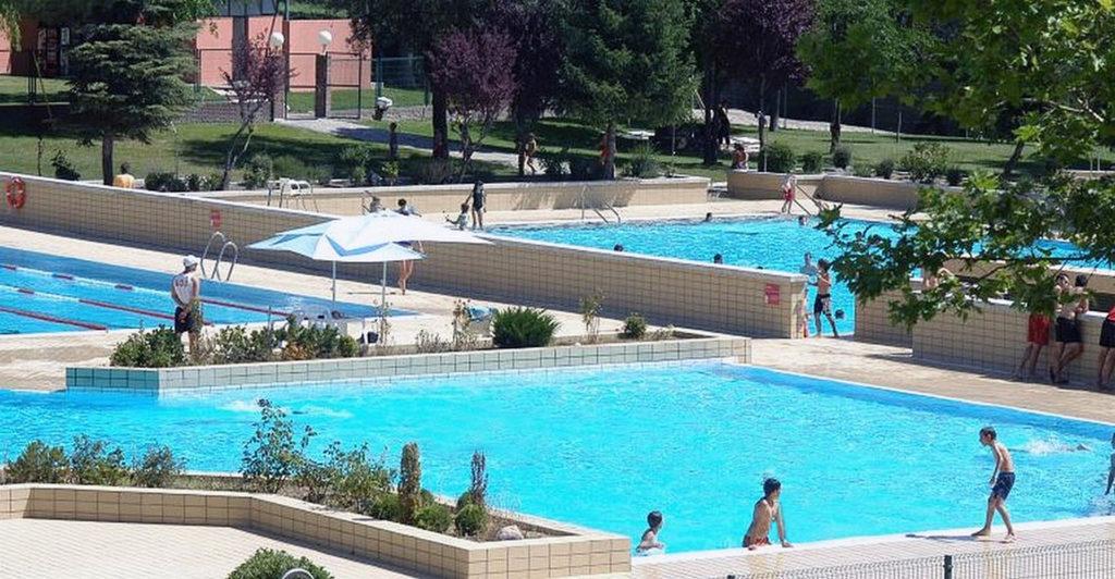 piscinas de verano