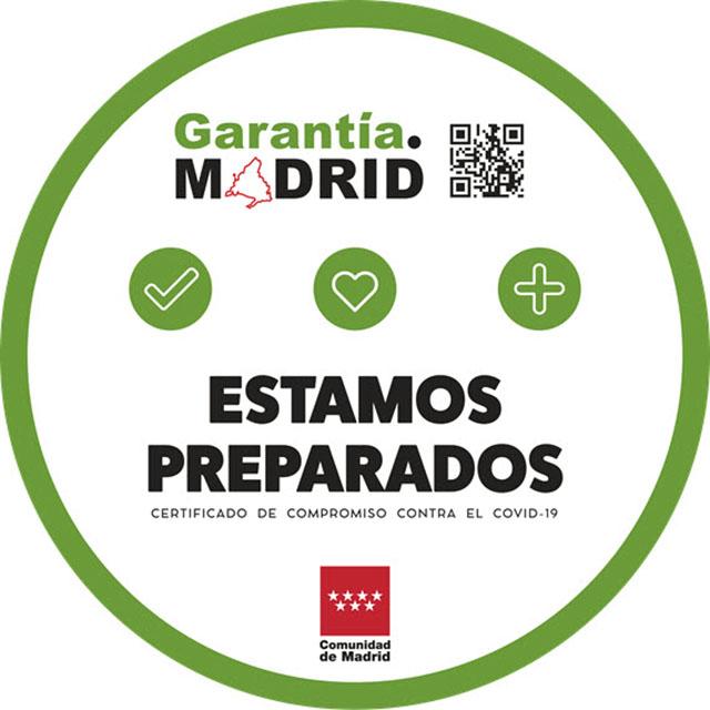 Garantía.Madrid