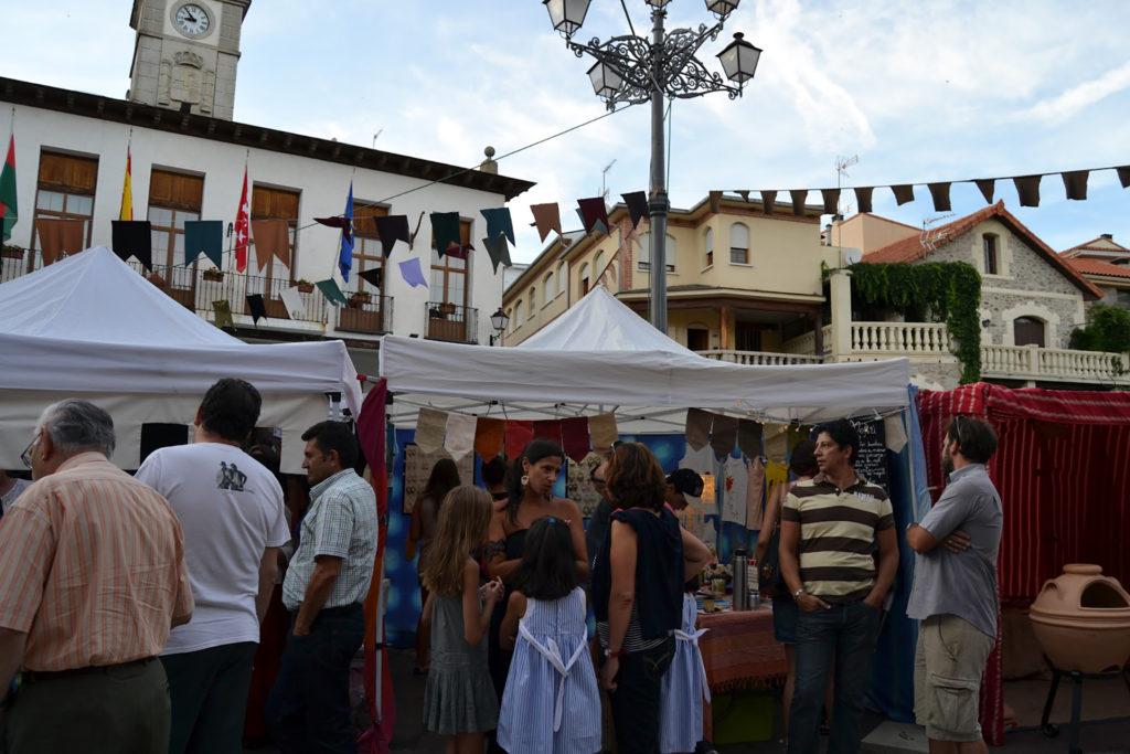 Mercado de la Villa