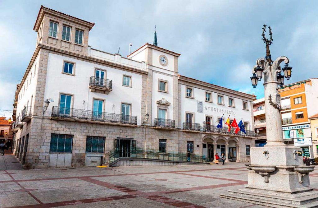 restricciones COVID en la zona norte de Colmenar Viejo
