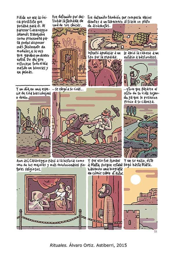 El arte en el cómic