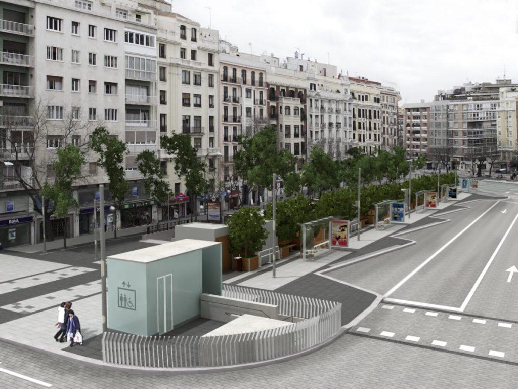 avenida de Felipe II